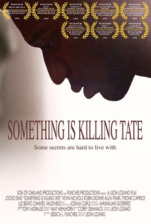 Something Is Killing Tate - British Movie Poster (thumbnail)