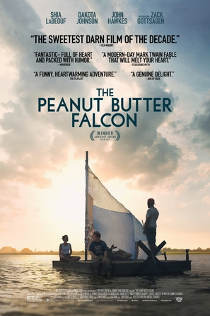 The Peanut Butter Falcon - Movie Poster (thumbnail)