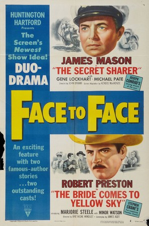 Face to Face - Movie Poster (thumbnail)
