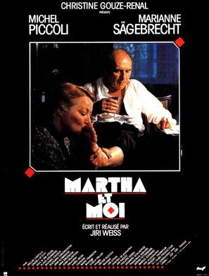 Martha et moi