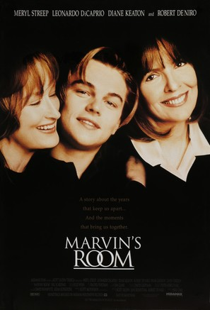 Marvin's Room - Movie Poster (thumbnail)