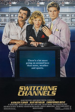 Switching Channels - Movie Poster (thumbnail)