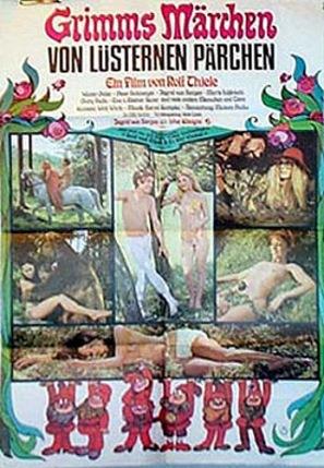 Grimms Märchen von lüsternen Pärchen - German Movie Poster (thumbnail)