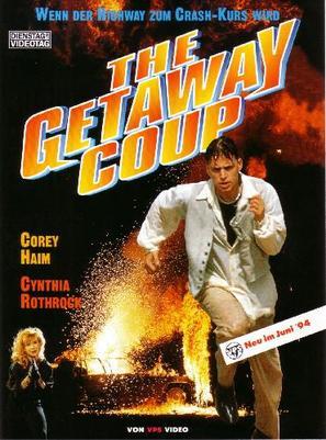 Fast Getaway II - German Movie Poster (thumbnail)