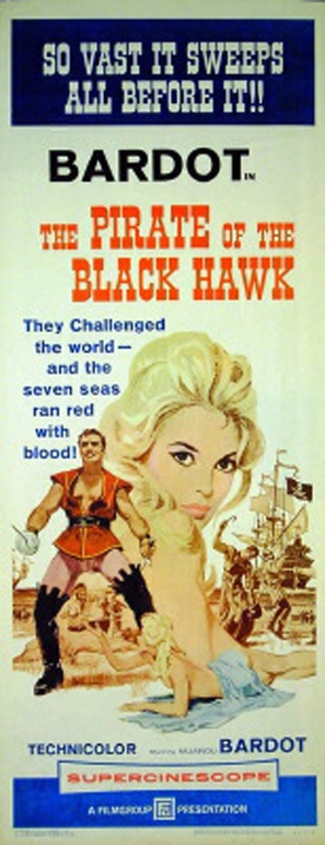 The Pirate of the Black Hawk - Movie Poster (thumbnail)