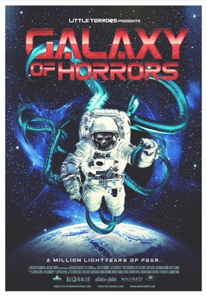 Galaxy of Horrors - Canadian Movie Poster (thumbnail)