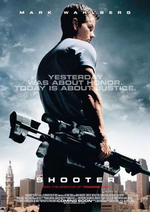 Shooter - Movie Poster (thumbnail)
