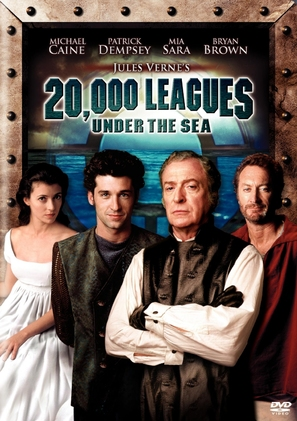 20,000 Leagues Under the Sea - poster (thumbnail)