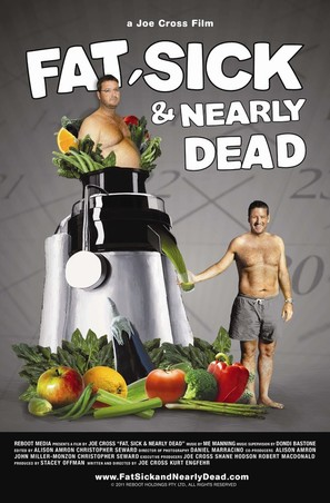 Fat, Sick & Nearly Dead - Movie Poster (thumbnail)