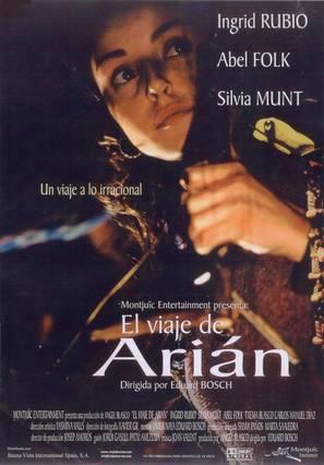 El viaje de Arián - Spanish Movie Poster (thumbnail)