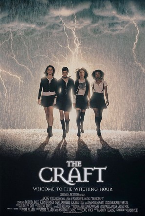The Craft - Movie Poster (thumbnail)