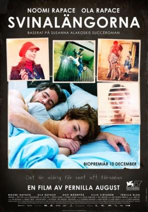 Svinalängorna - Swedish Movie Poster (thumbnail)