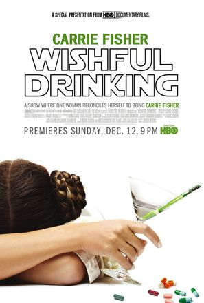 Wishful Drinking - Movie Poster (thumbnail)