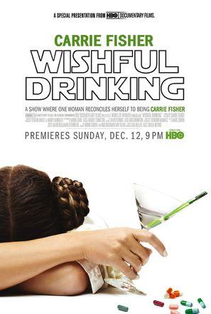 Wishful Drinking - Movie Poster (thumbnail)
