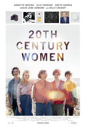 20th Century Women - Movie Poster (thumbnail)