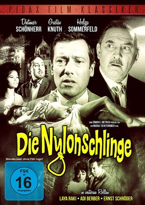 Die Nylonschlinge - German Movie Cover (thumbnail)