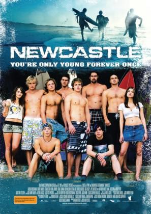 Newcastle - Australian Movie Poster (thumbnail)