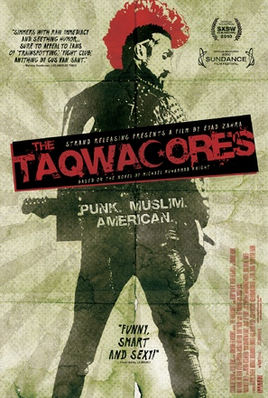 The Taqwacores - Movie Poster (thumbnail)
