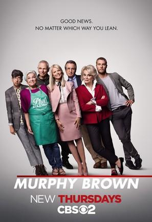 """""""Murphy Brown"""" - Movie Poster (thumbnail)"""