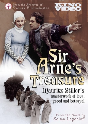 Herr Arnes pengar - Movie Poster (thumbnail)