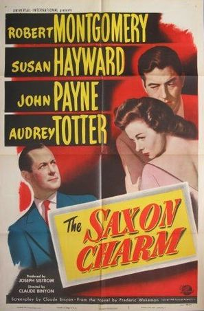 The Saxon Charm - Movie Poster (thumbnail)