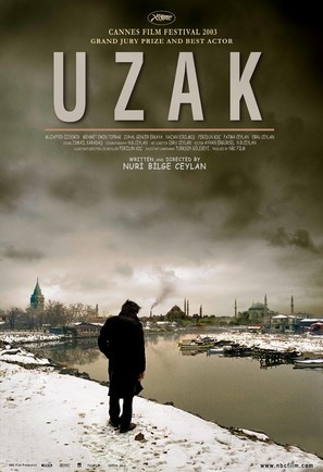 Uzak - Turkish Movie Poster (thumbnail)