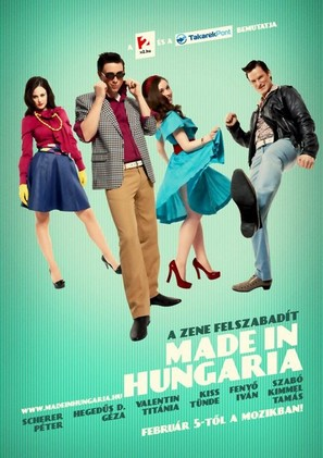 Made in Hungária - Hungarian Movie Poster (thumbnail)