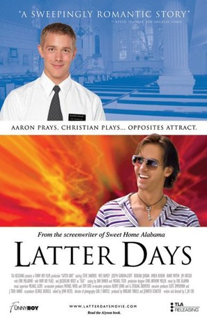 Latter Days - Movie Poster (thumbnail)
