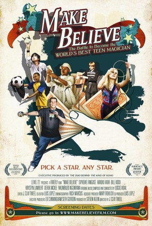 Make Believe - Movie Poster (thumbnail)