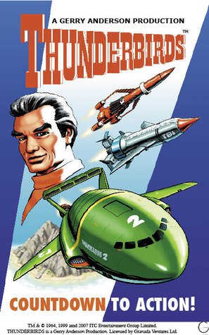 """Thunderbirds"" - British Movie Poster (thumbnail)"