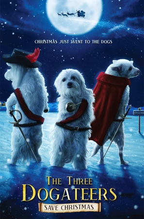 The Three Dogateers - Movie Poster (thumbnail)