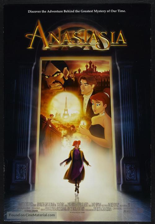 Anastasia - Movie Poster