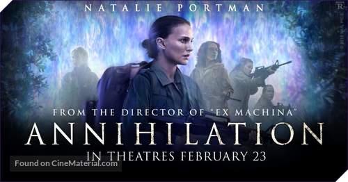 Annihilation - Movie Poster