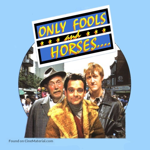 """Only Fools and Horses"" - British poster"