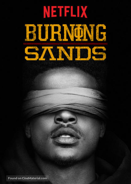 Burning Sands - Movie Poster