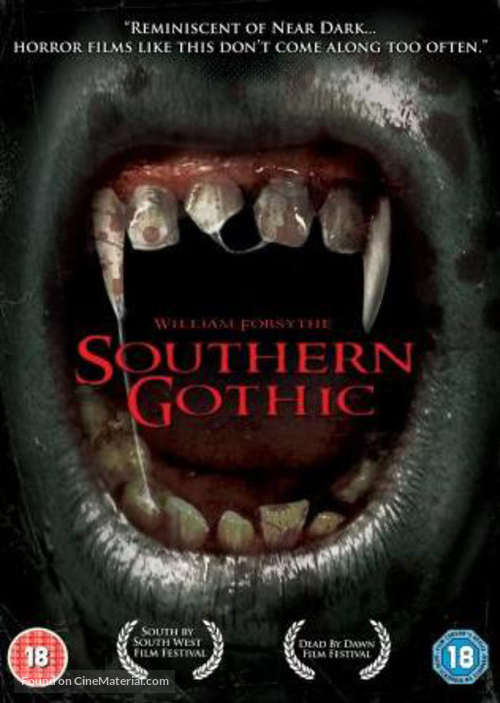 Southern Gothic - Movie Cover