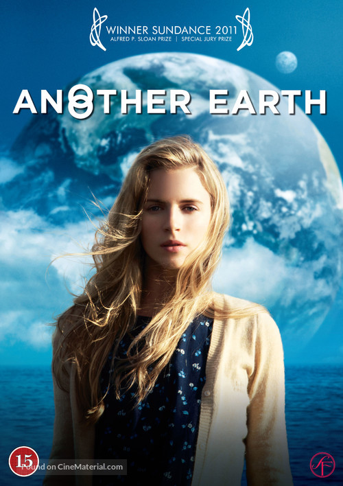 Another Earth - Danish DVD movie cover