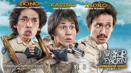 warkop dki reborn jangkrik boss part 1 indonesian movie poster rh cinematerial com download film warkop dki reborn jangkrik boss part 2 bluray download film warkop dki reborn jangkrik boss part 2 bluray