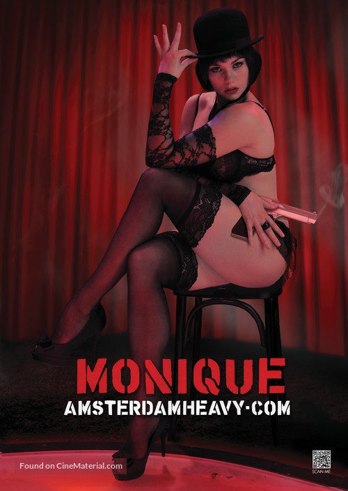 Amsterdam Heavy - Dutch Movie Poster