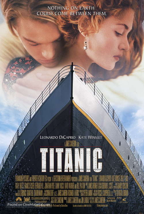 Titanic - Movie Poster