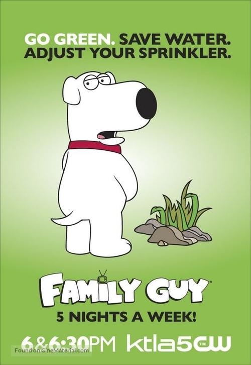 """Family Guy"" - Movie Poster"