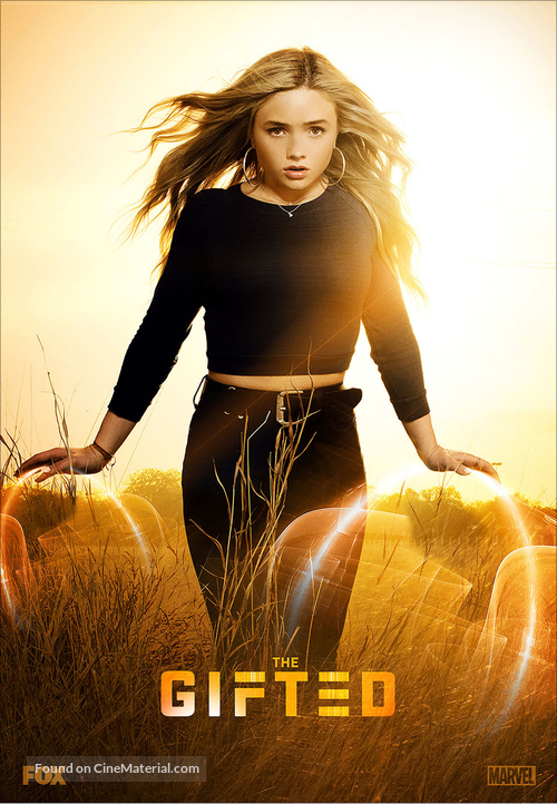 The Gifted Movie Poster