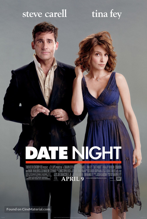 Date Night - Movie Poster