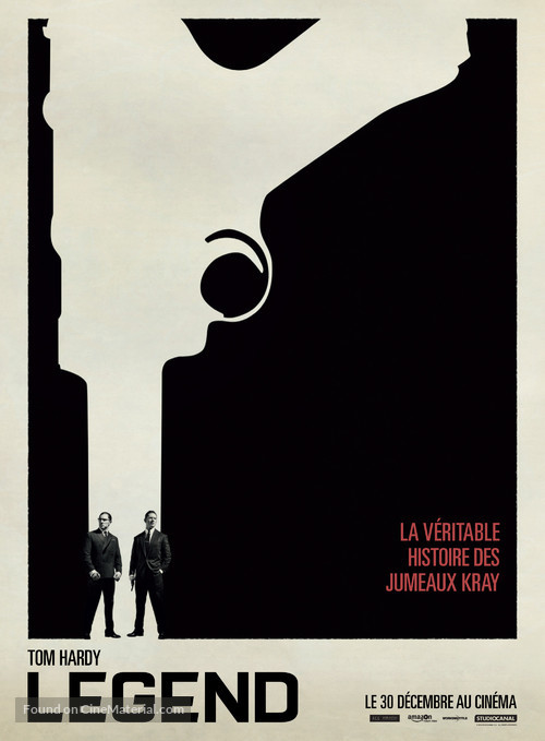 Legend - French Movie Poster