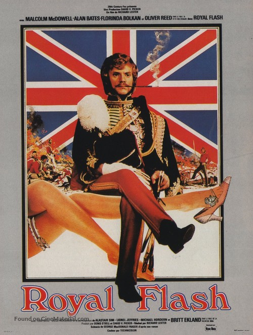 Image result for royal flash movie poster