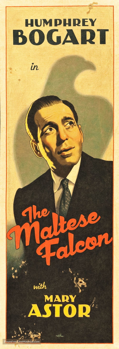 The Maltese Falcon - Homage poster