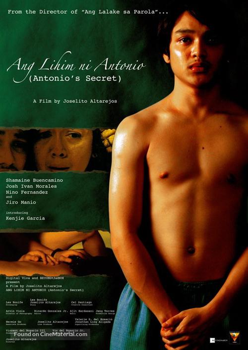 Amazon. Com: ang lihim ni antonio (antonio's secret): movies & tv.