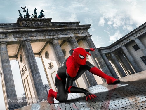 Spider-Man: Far From Home - Key art