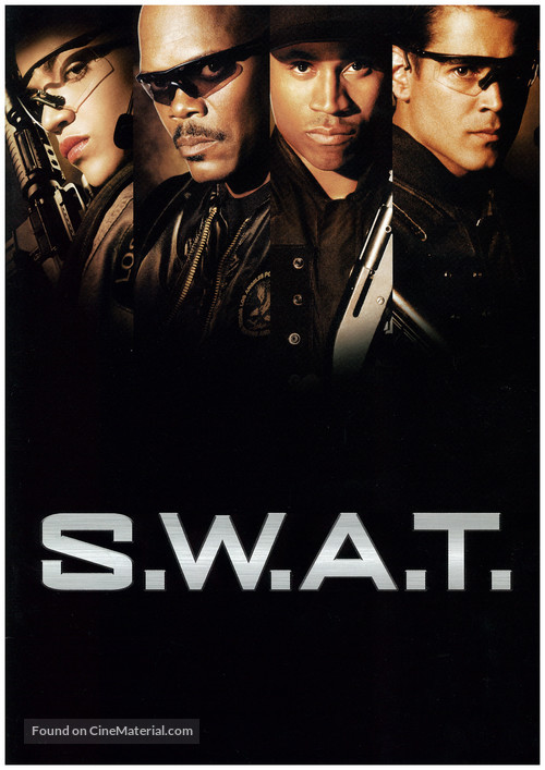 S.W.A.T. - Japanese Movie Poster