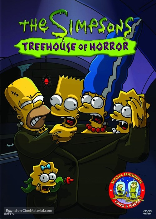 """The Simpsons"" - Movie Cover"